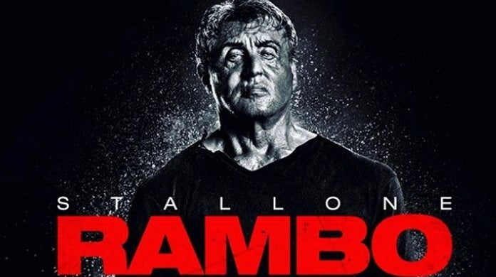 Rambo V Last Blood Poster