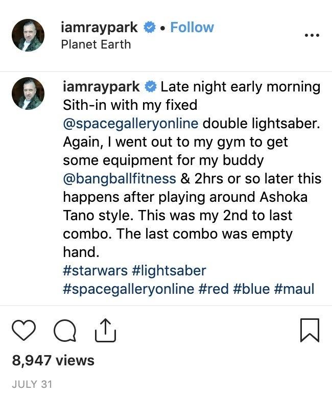 ray park instagram 1