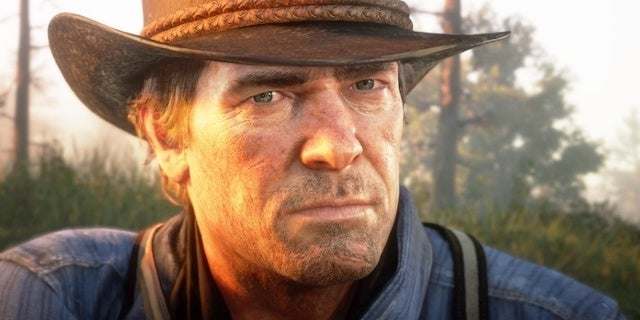 Redemption Dead Redemption 2 Player Discovers Amazing New Detail About Arthur Morgan