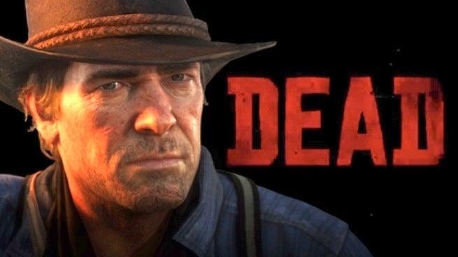 red dead redemption 2 dead logo