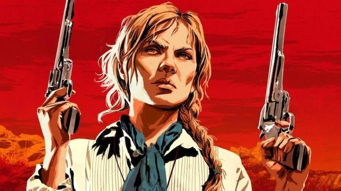 red dead redemption 2 sadie