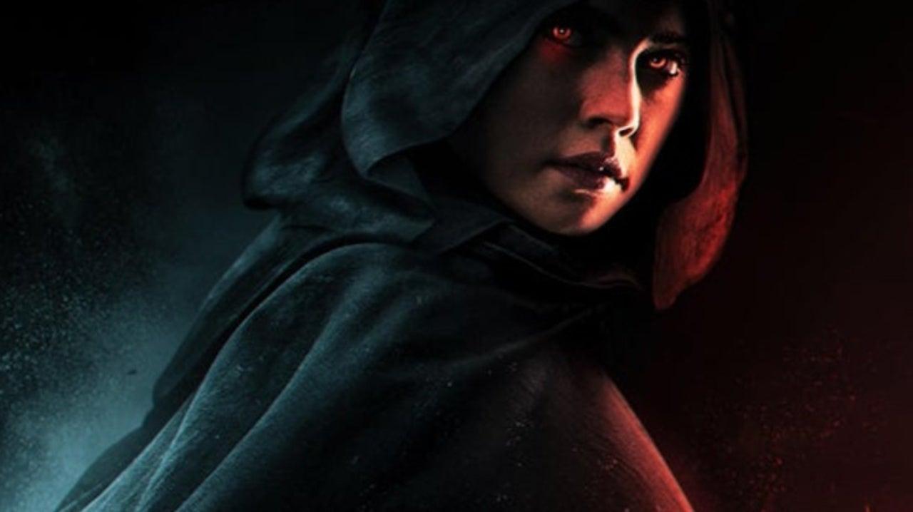 Star Wars The Rise Of Skywalker Fan Poster Puts Rey On The Dark Side