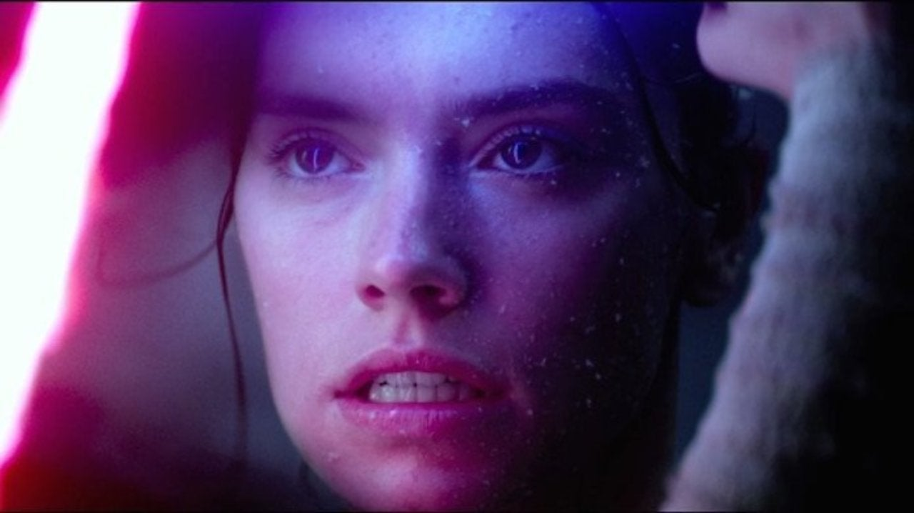 Star Wars: The Rise of Skywalker Star Daisy Ridley Teases Rey's Dark Side