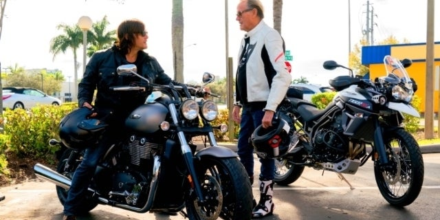The Walking Dead's Norman Reedus Pays Tribute to Friend Peter Fonda