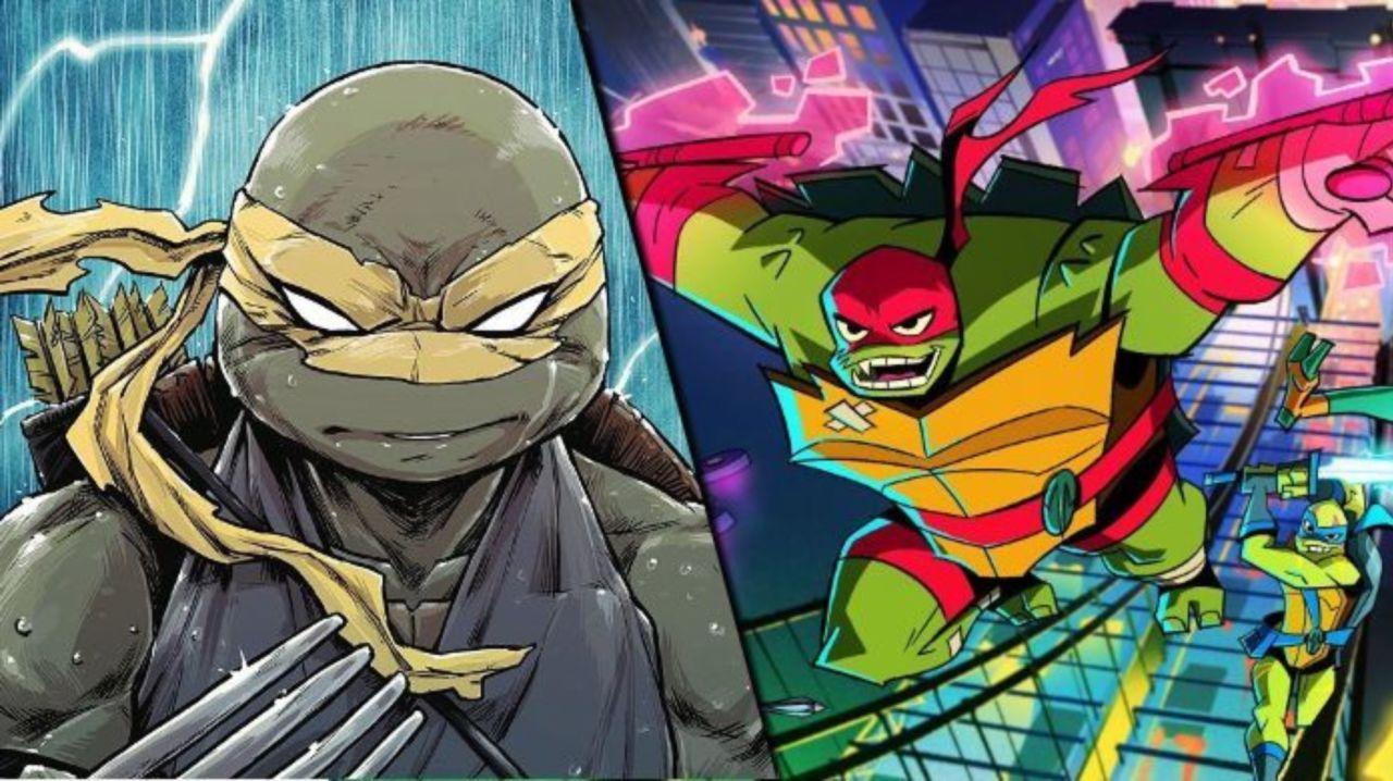 Rise of the Teenage Mutant Ninja Turtles EPs Discuss Possibility of Jennika Joining the Series