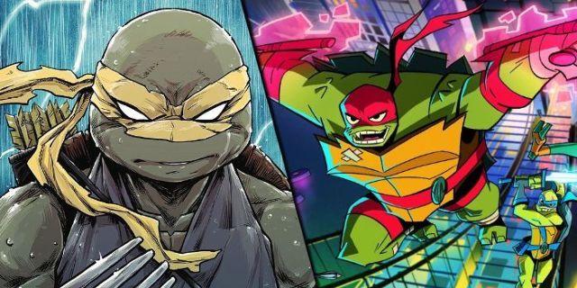 Rise of the Teenage Mutant Ninja Turtles Jennika