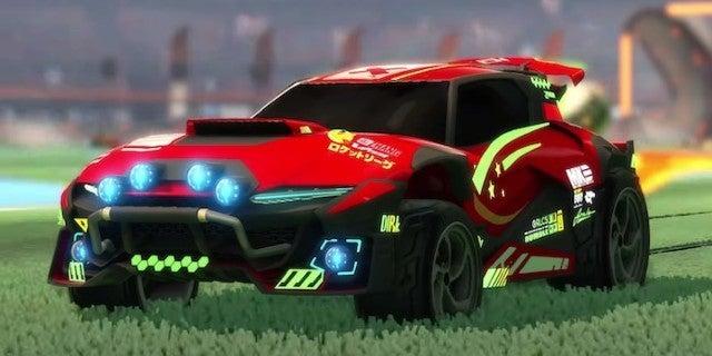 Rocket League Rocket Pass 4 Release Date Revealed Alongside New Battle-Car