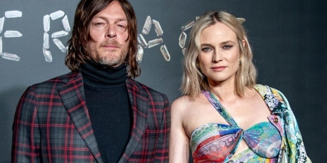 Diane Kruger Posts Rare Photo of Norman Reedus and Baby Daughter