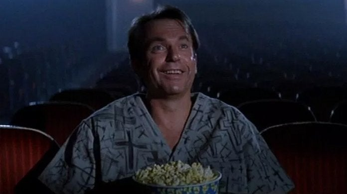sam neill in the mouth of madness 1994 john carpenter
