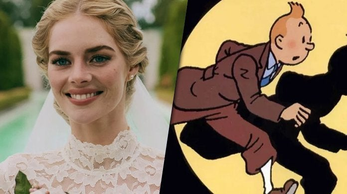 samara weaving ready or not tintin movie
