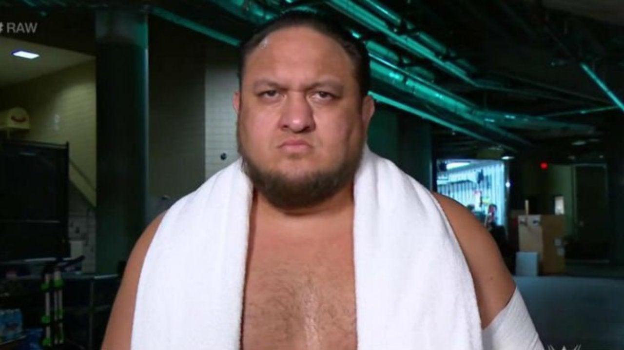 Update on Samoa Joe's Wrestling and Announcing Future