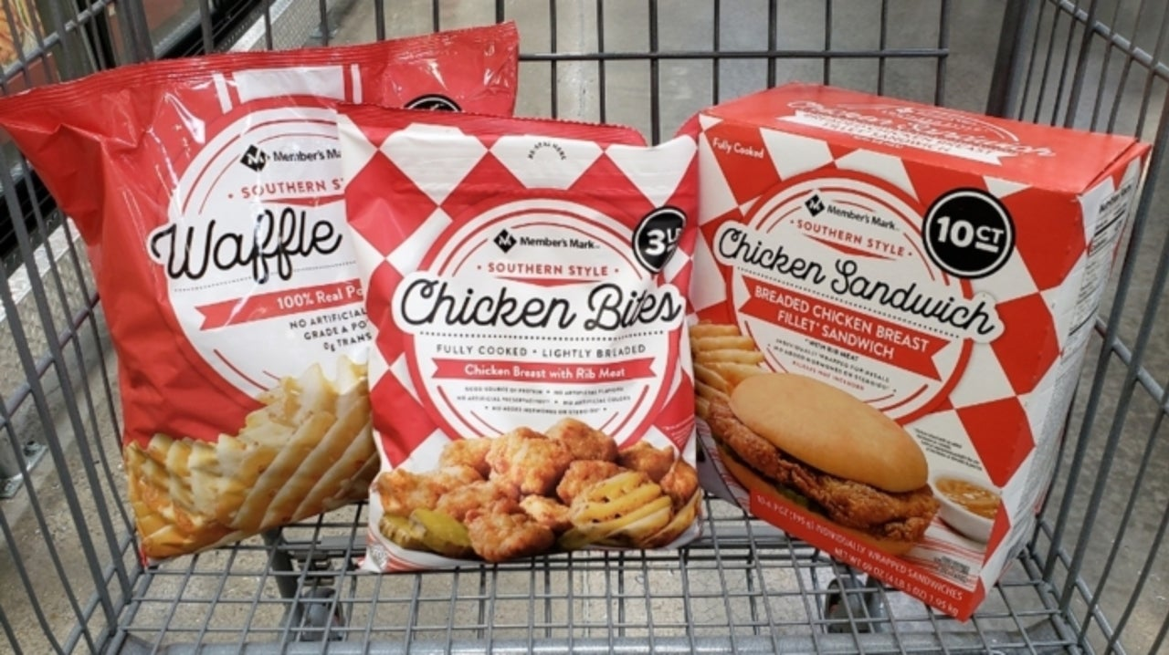 Sam's Club Aiming to Take Down Chick-fil-a with New Chicken Sandwich and Waffle Fries