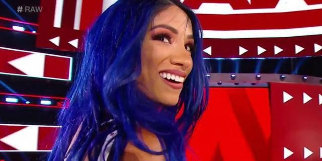 Watch: Sasha Banks Returns to WWE Television, Turns Heel, Brawls With Becky Lynch