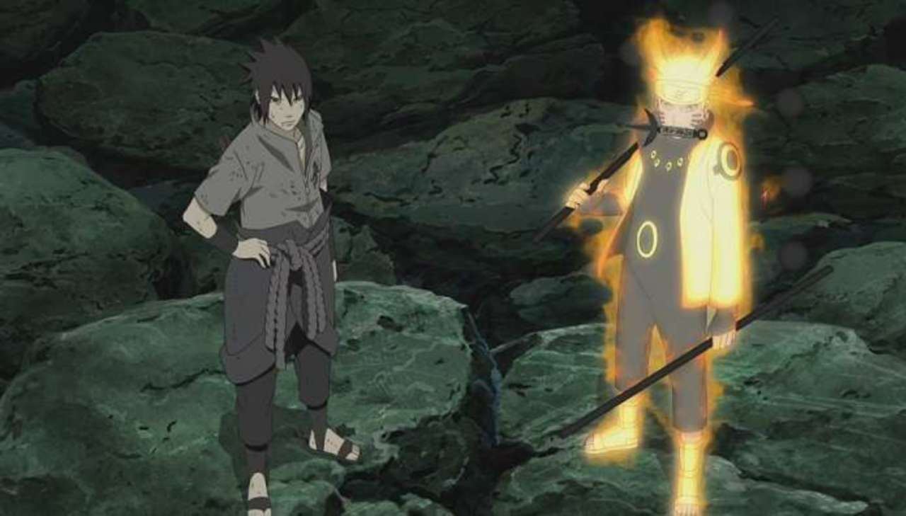 Recent Side Novel Reveals Touching Sasuke, Naruto Moment