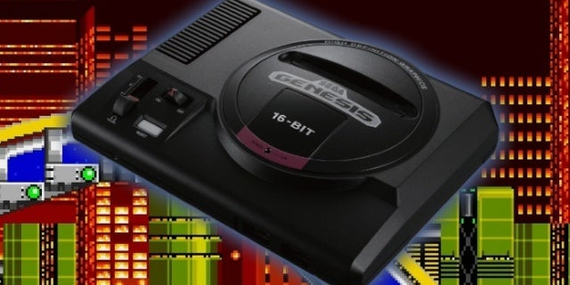 The Sega Genesis Mini is Available Now With 6-Button Controller Options