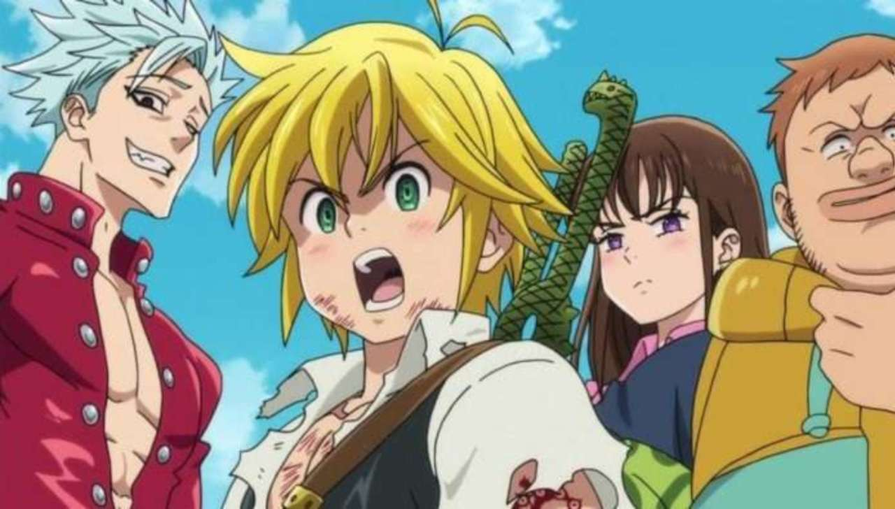 The Seven Deadly Sins Season 3 Brings in UVERworld to Perform Opening
