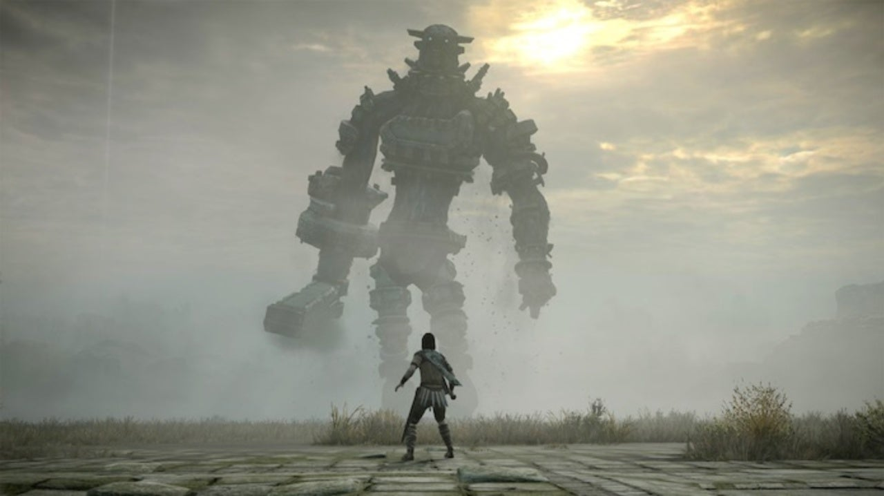 Shadow of The Colossus Creator Teases New Game