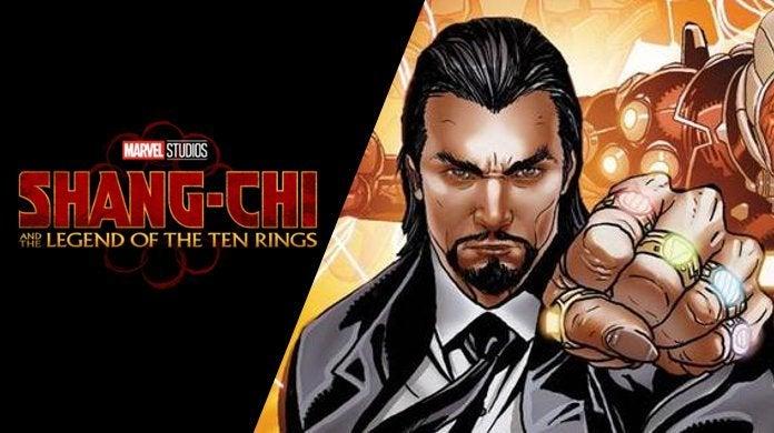 Shang-Chi Movie Mandarin