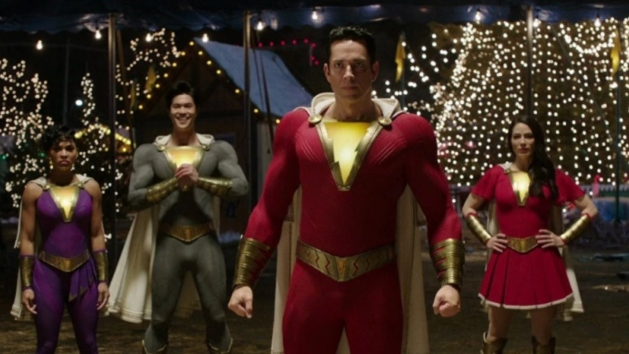 Shazam! Director Hints at More Shazam Family and Mister Mind for Sequel
