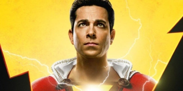 Shazam Movie Zachary Levi