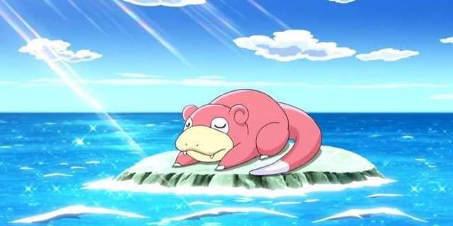 Let Pokemon Help Your Posture With This Slowpoke Computer Cushion