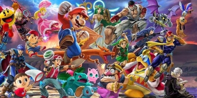 Super Smash Bros. Ultimate's Next DLC Character Possibly Hinted At