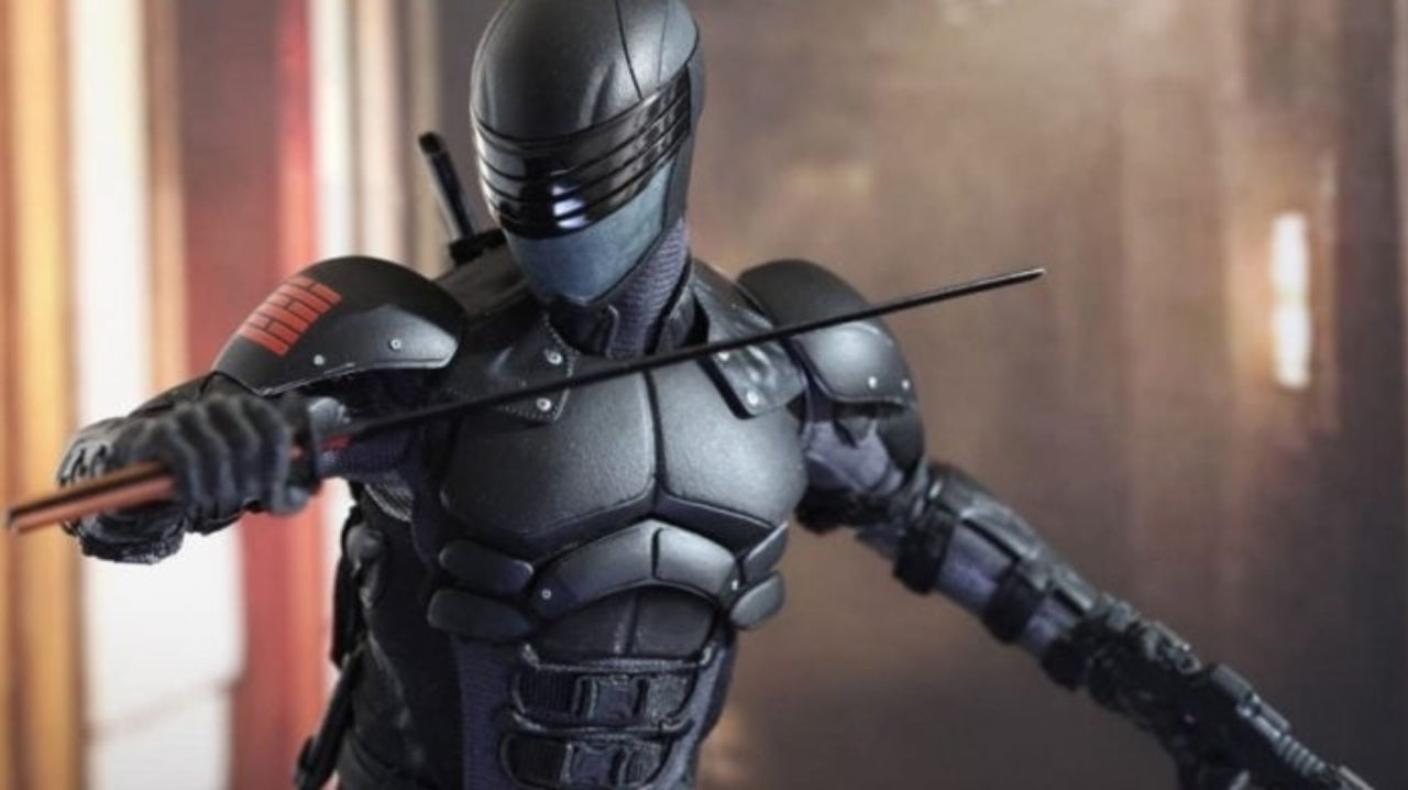 Original Snake Eyes Actor Shares His Thanks for Getting to Play the G.I. Joe Character