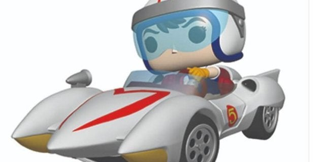 Go Go Go and Get These Speed Racer Funko Pops
