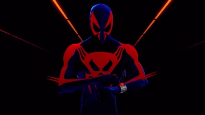 Spider-Man 2099 Into the Spider-Verse