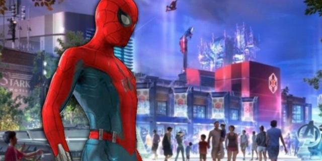 Spider-Man Still a Part of the Avengers at Disney's California