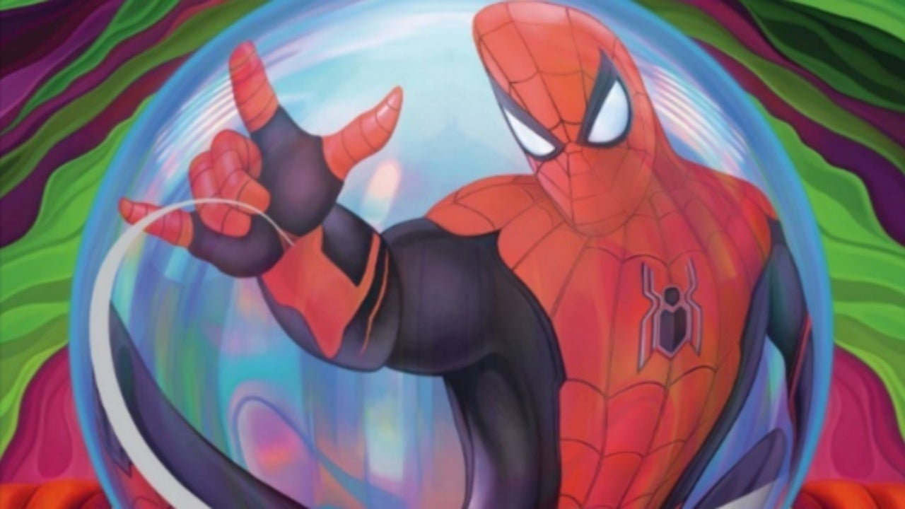 Spider-Man: Far From Home Blu-ray Artwork and Store Exclusives Revealed