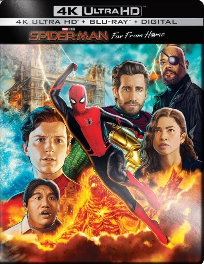 Spider-Man Far From Home Best Buy