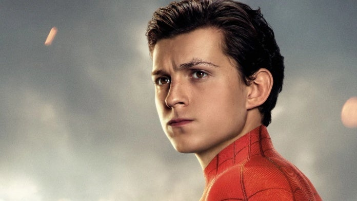 Spider-Man Far From Home Peter Parker Tom Holland