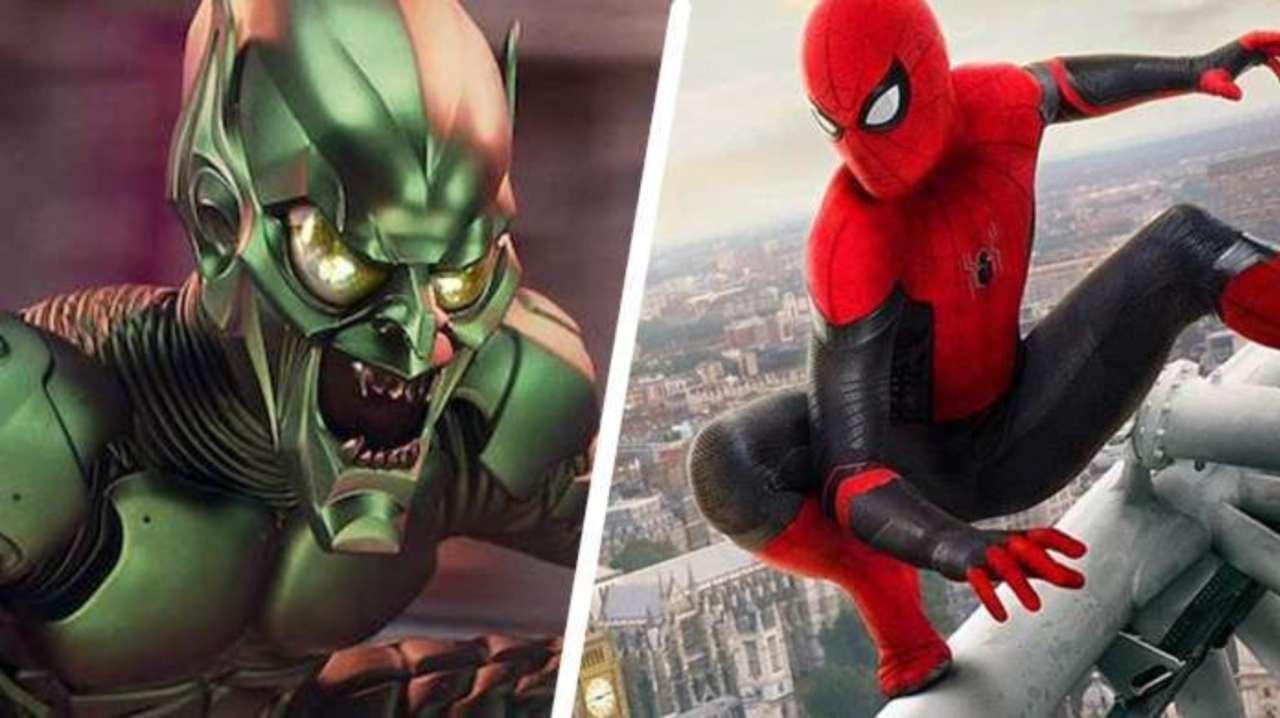 Spider-Man Star Tom Holland Believes Green Goblin Is