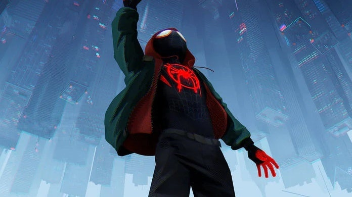 spider man into the spider-verse miles morales