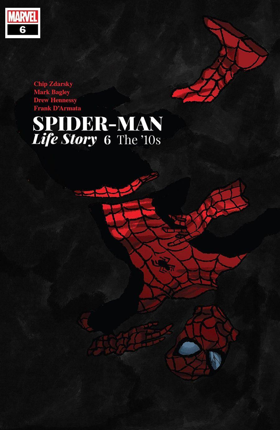 Spider-Man Life Story #6