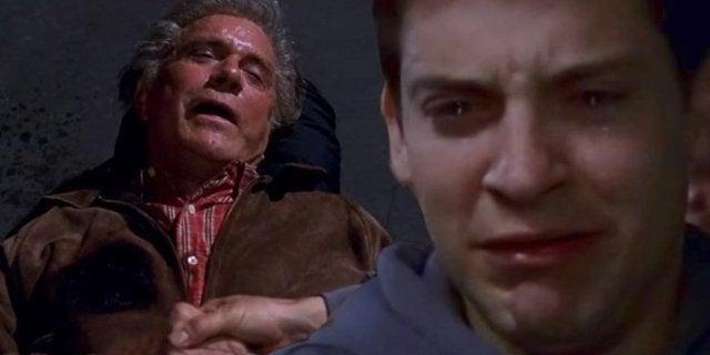 Spider-Man MCU Fans Worried Sony Reboot Uncle Ben Death