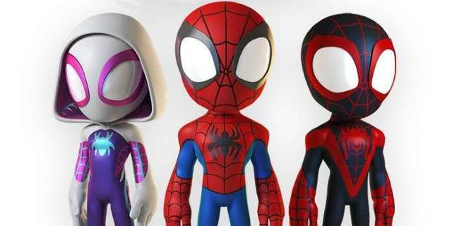 Disney Announces Spidey and His Amazing Friends Animated Series