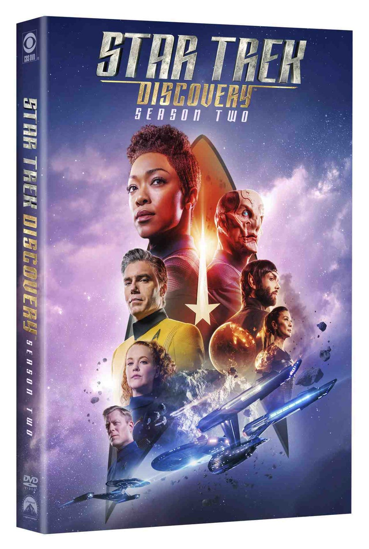 Star Trek  Discovery Season 2 Blu-ray