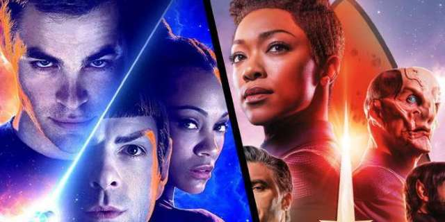 Star Trek Franchise Reunifies Through CBS-Viacom Merger