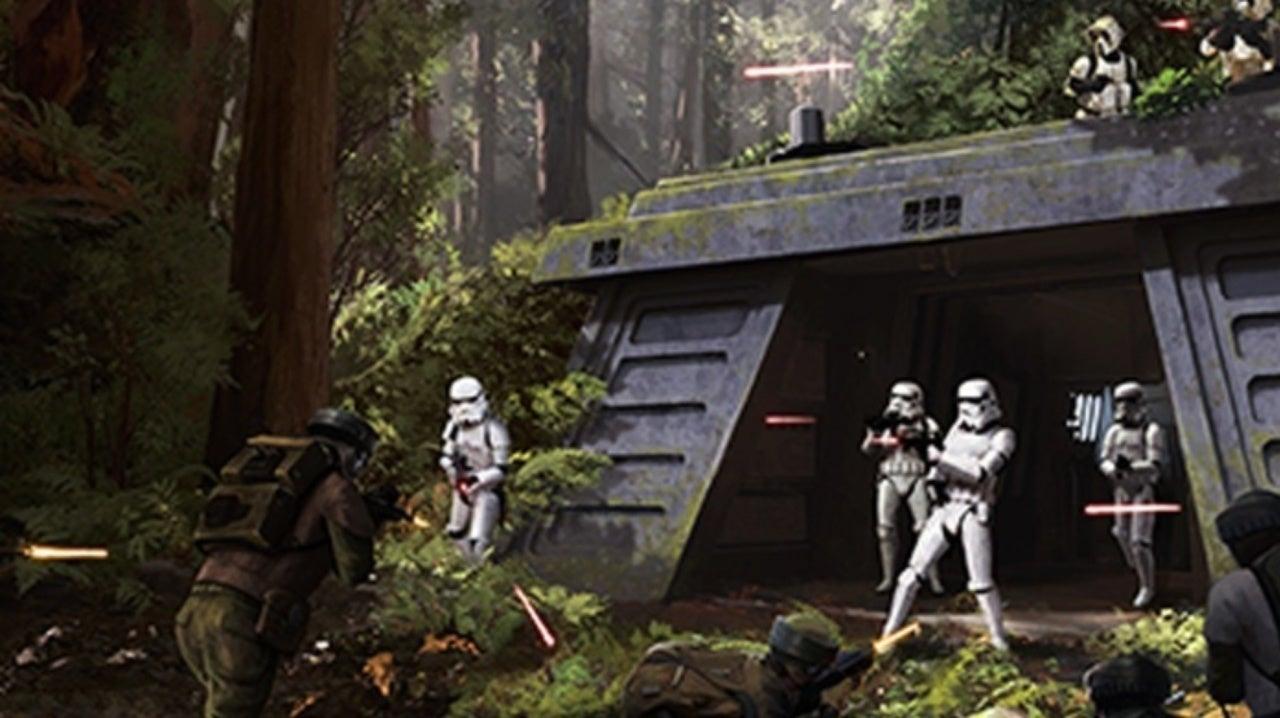 Star Wars: Legion Reveals Imperial Bunker Battlefield Expansion