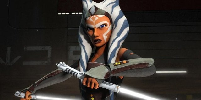 Star Wars: The Clone Wars Creator Address Theory That Ahsoka's The Rise of Skywalker Cameo Means She's Dead