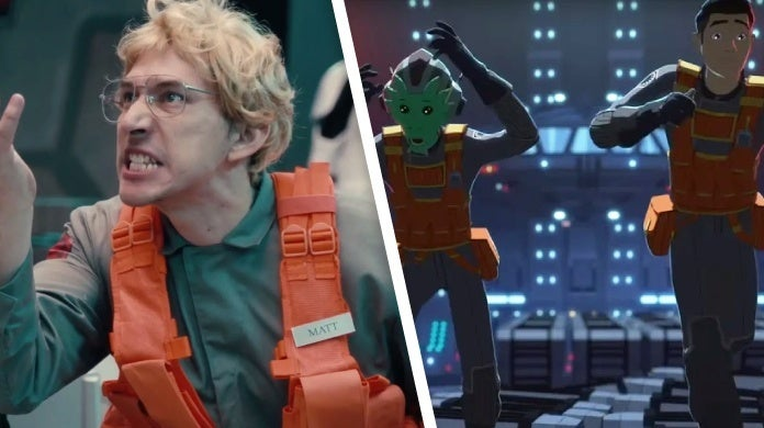 star wars resistance matt the radar technician