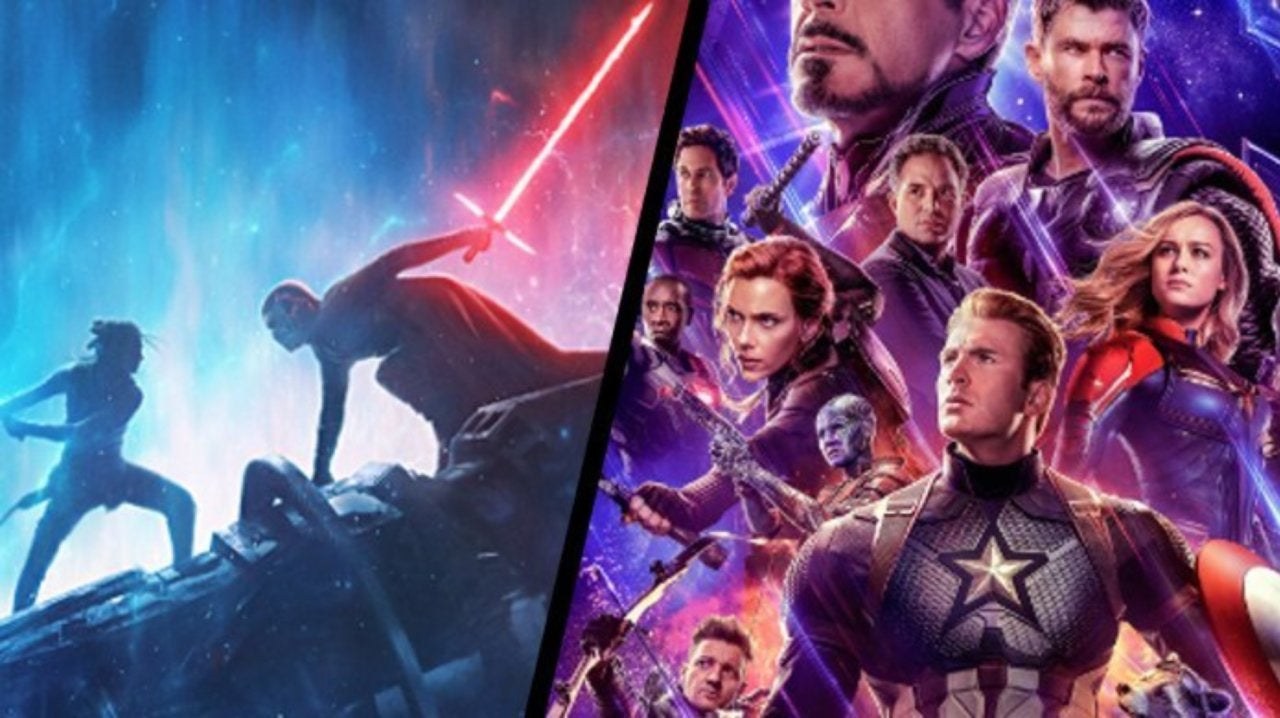 Kevin Smith Compares Star Wars The Rise Of Skywalker To Avengers Endgame