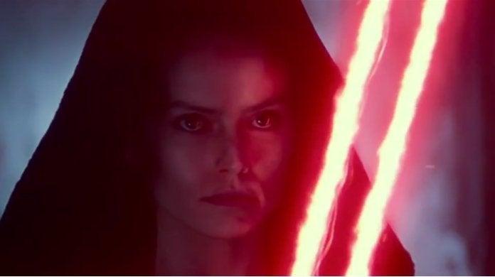 Star Wars Rise of Skywalker Dark Rey