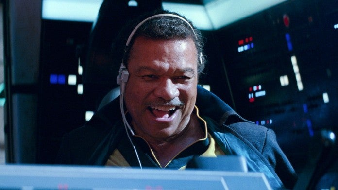 Star Wars Rise of Skywalker Lando Billy Dee Williams