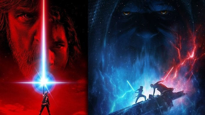star wars rise of skywalker the last jedi