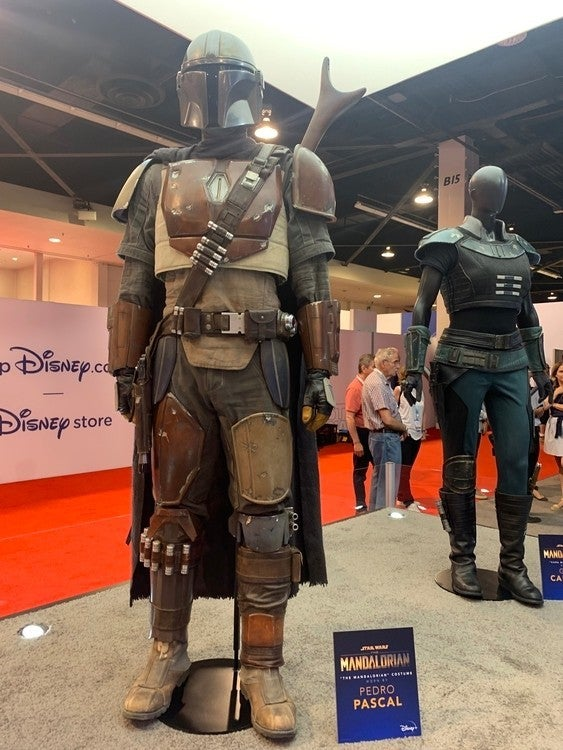 star wars the mandalorian d23 expo 1