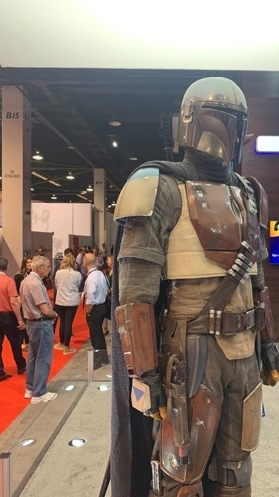 star wars the mandalorian d23 expo 2