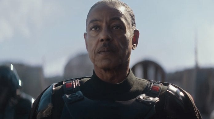 star wars the mandalorian giancarlo esposito